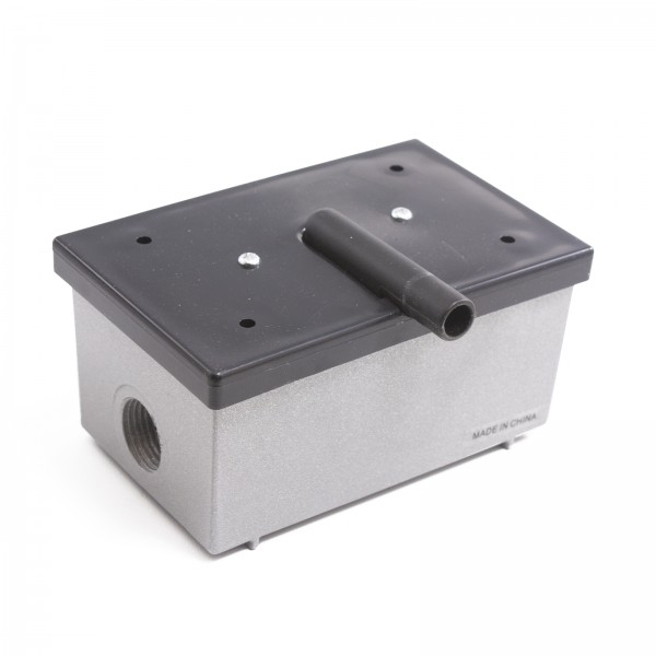 Exterior Airswitch, 2 Wire in Metal Enclosure - MMTC 32NO-WB