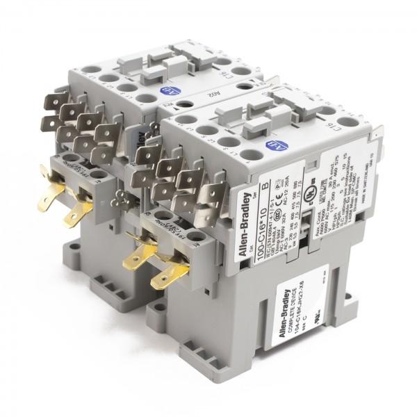 Rockwell Automation 24V AB Reversing Contactor KJH22