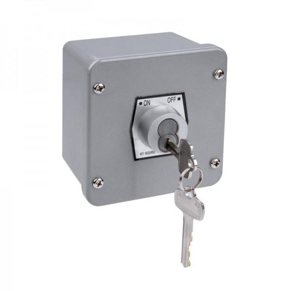 1KXL Keyswitch w/ Changeable Core Cylinder - MMTC 1KXL-CC