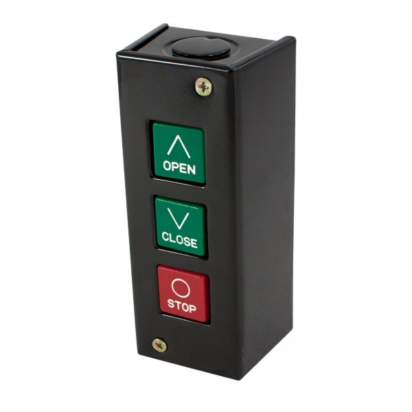 MMTC PBS-3 Nema 1 Three Button Control
