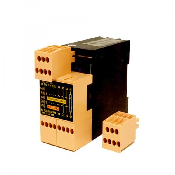 Miller Edge 4-Wire Universal Relay Controller - 24VDC- RT6-24VDC