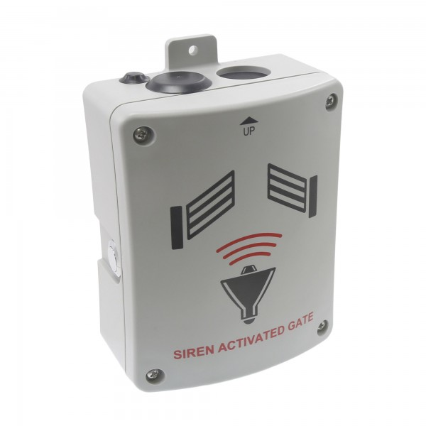 SAG-M Siren Operated Sensor For Gate Openers